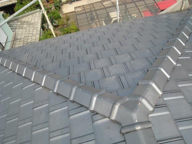 屋根工事イメージ
