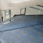 兵庫県西部 重ね葺きカバー工法屋根リフォーム工事2014年