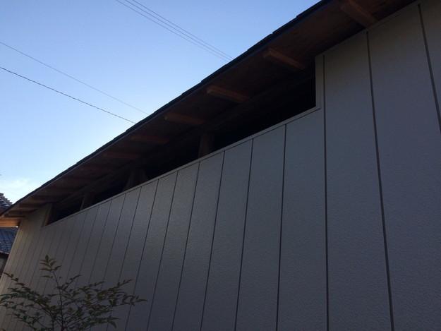 1軽量金属いサイディング外壁工事施工後201410E