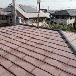 加古川市 重ね葺きカバー工法屋根リフォーム工事2014年