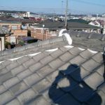 神戸市 雨漏り修理 瓦葺き替え工事