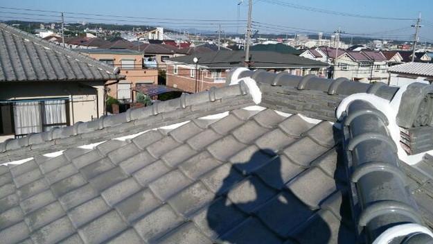 1施工前屋根状況写真201411B