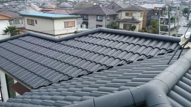 10屋根リフォーム工事施工後写真201409C