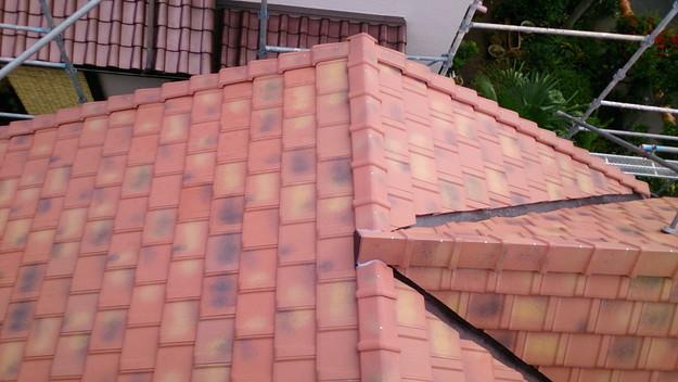 10屋根葺き替え後201410F