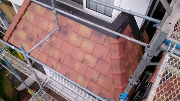 11屋根葺き替え後201410F