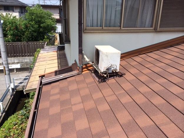 13屋根葺き替え後201407加古川A