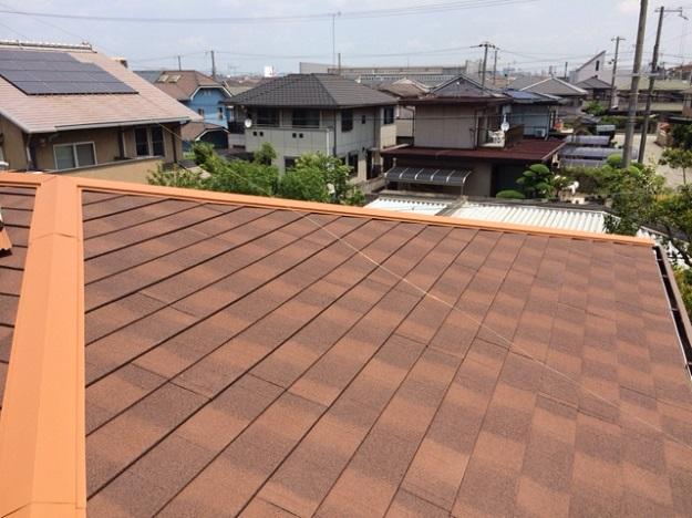 14屋根葺き替え後201407加古川A