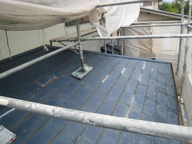 2施工前屋根状況写真201407兵庫県K