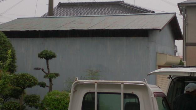 2軽量金属いサイディング外壁工事施工後201410E