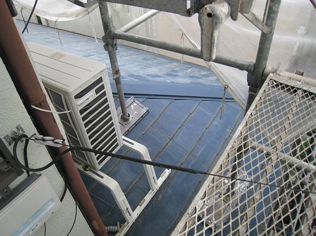 3施工前屋根状況写真201407兵庫県K