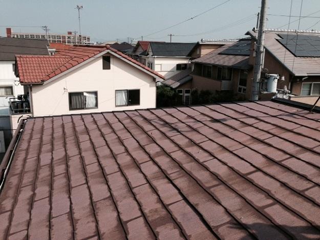 3施工前屋根状況写真201407加古川A