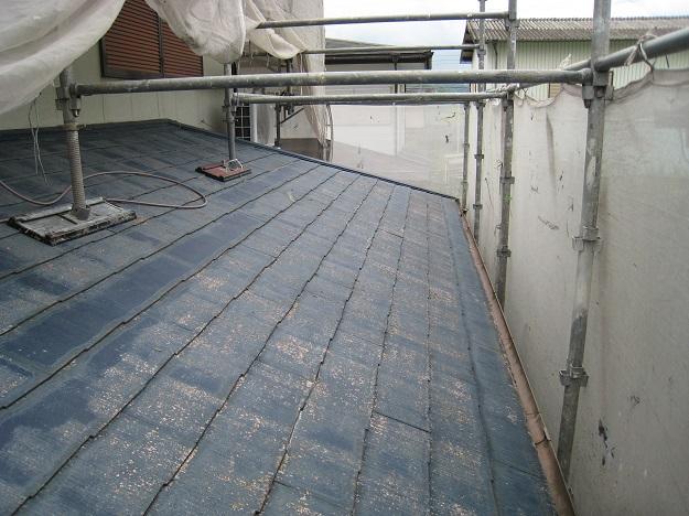4施工前屋根状況写真201407兵庫県K