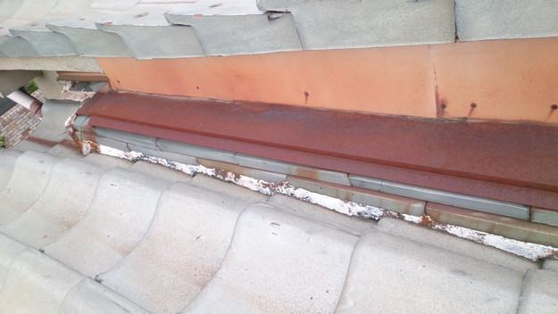 4施工前屋根状況写真201411N