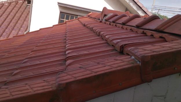 5施工前屋根状況写真201410F