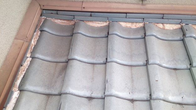 6施工前屋根状況写真201411N