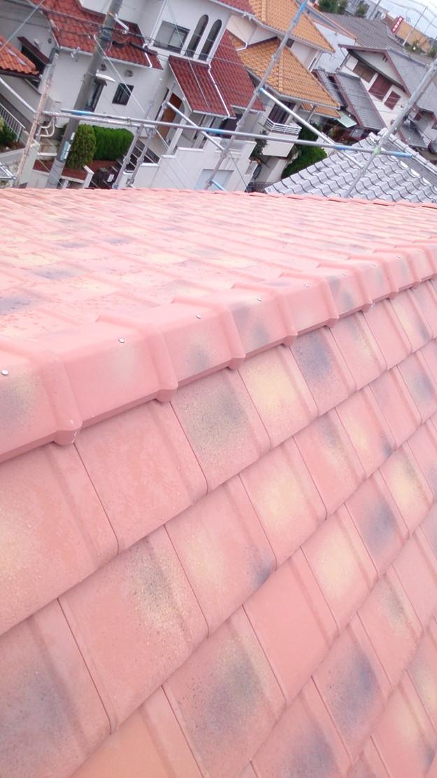 8屋根葺き替え後201410F