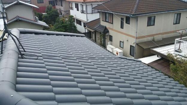 9屋根リフォーム工事施工後写真201409C