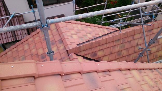 9屋根葺き替え後201410F