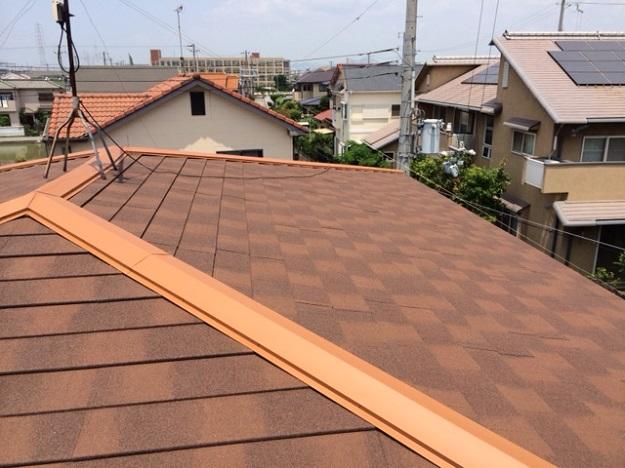 9屋根葺き替え後201407加古川A