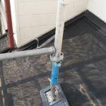 カバー工法による屋根葺き替え工事 神戸市西区2014年11月
