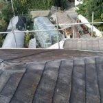 カバー工法によるガルバリウム屋根葺き替え工事 加古川市2014年11月
