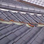 屋根診断士による雨漏り点検 加古川市 2015年1月
