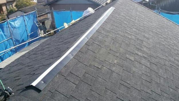 1427521728647屋根裏換気システム取付作業 屋根リフォーム工事 加古川市