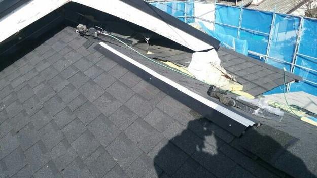 1427521742443屋根裏換気システム取付作業