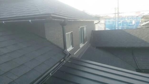 1427521774256屋根リフォーム工事完了の写真 屋根リフォーム工事 加古川市