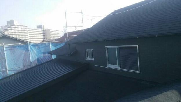 1427521791858屋根リフォーム工事完了の写真 屋根リフォーム工事 加古川市
