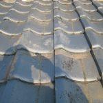 屋根修理  ラバーロック工法による瓦の補強工事  加古川市