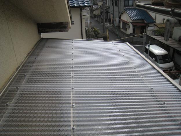 IMG_0338波板交換後 屋根修理 姫路市の写真