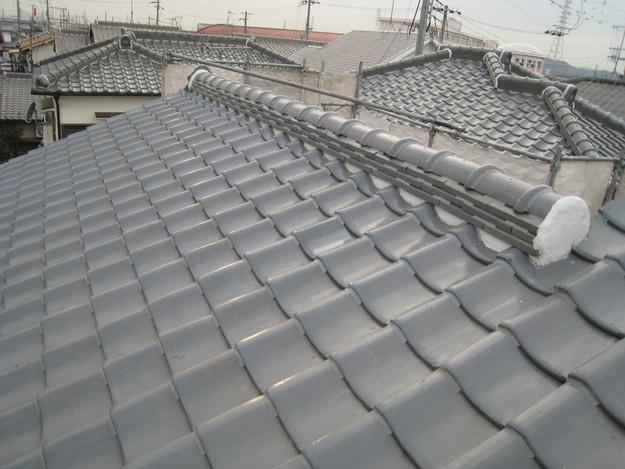 IMG_0346修理完了 屋根修理 姫路市の写真