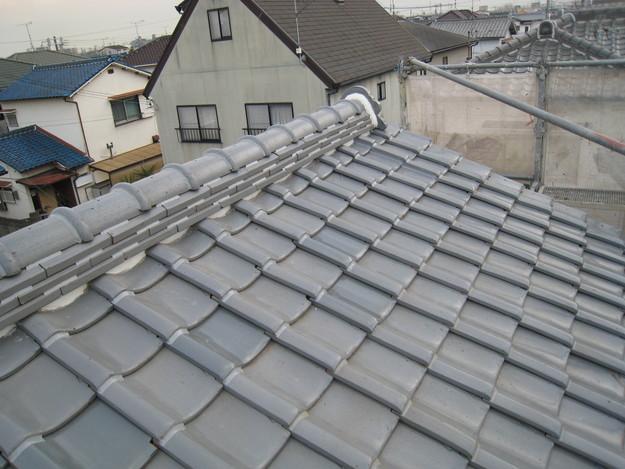 IMG_0348修理完了 屋根修理 姫路市の写真