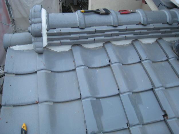 IMG_0351修理完了 屋根修理 姫路市の写真