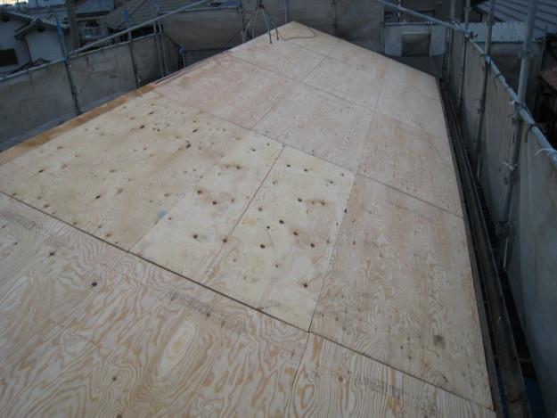 IMG_0354屋根下地補強
