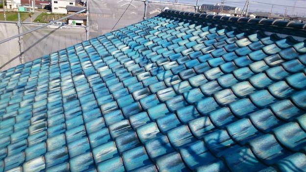 屋根リフォーム前写真1430704413323
