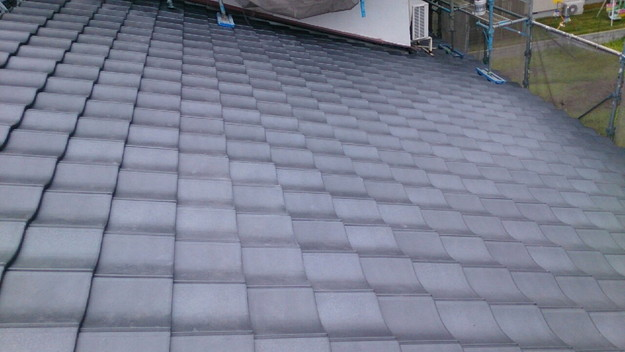 屋根リフォーム完成1430704624473