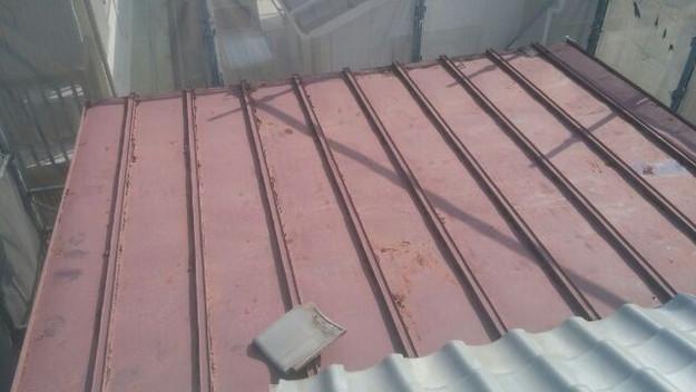 屋根リフォーム工事前写真1431002633749