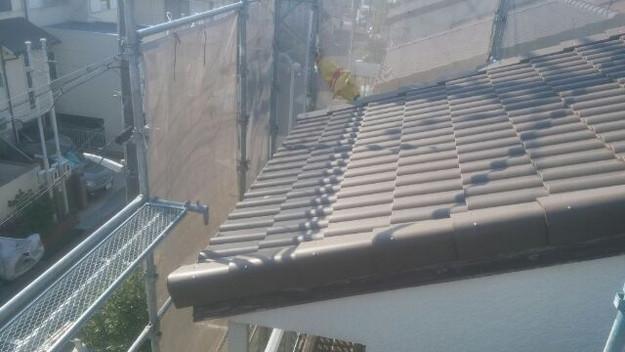 屋根リフォーム工事完了写真1430742291888