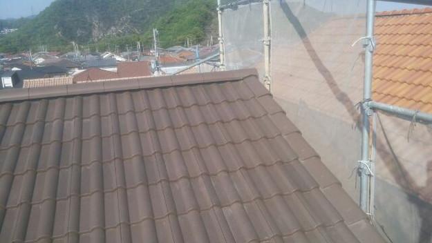 屋根リフォーム工事完了写真1430742300035