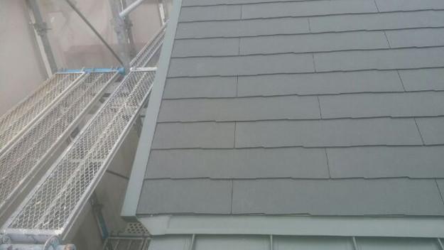 屋根リフォーム工事完了1431002150193