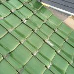 雨漏り対策 屋根修理 漆喰工事とラバー工法による瓦補強