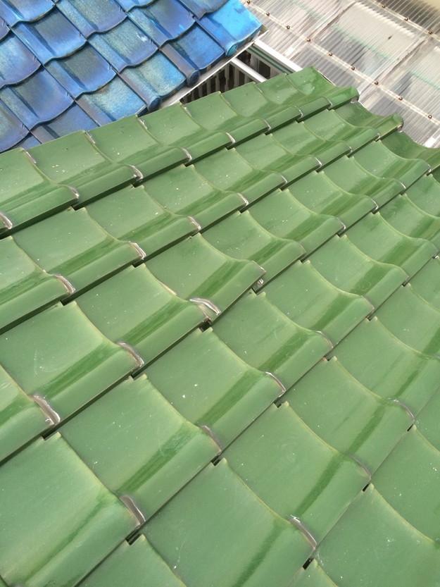 屋根修理工事前写真1429233481439