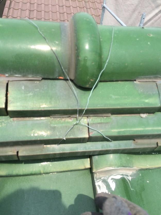屋根修理工事前写真1429233518700