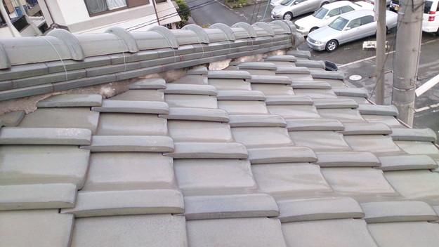 屋根修理工事前DSC_0435