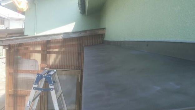 庇(ひさし)屋根修理1433678251773