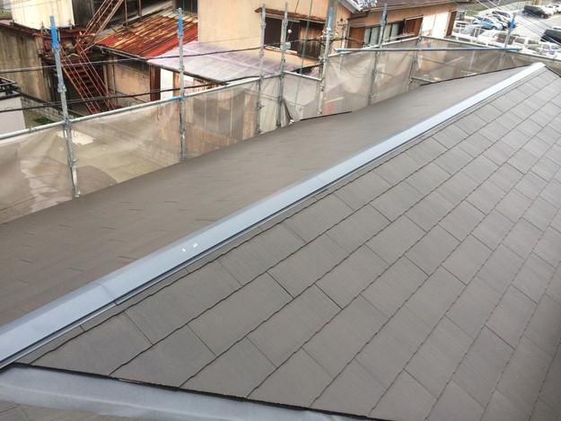 既存屋根板金雨漏り修理前1428406158598