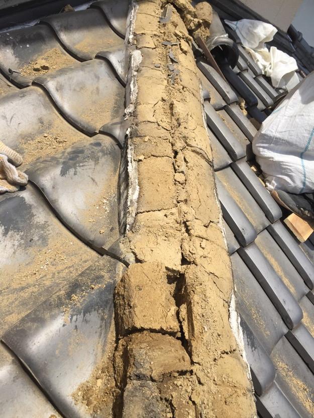 雨漏り修理工事中写真1432895582406
