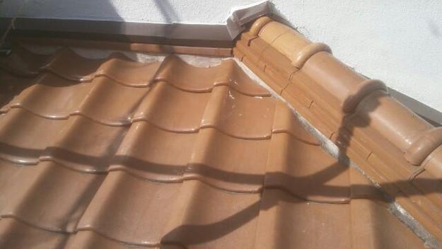 雨漏り対策工事前現場写真1430654645292